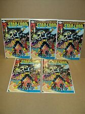 Starlord Special Edition #1 (5-Copies) LOT Guardians of the Galaxy GotG (s#4449)
