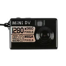 Digital Camera 5MP HD Smallest Mini DV Spy Video Recorder Camcorder 60 ℃ TMPG