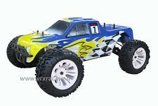 R0062 Carrozzeria verniciata e completa di kit adesivi 1/10 Off-Road Monster VRX