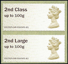 NCR ERRORS 2nd + 2nd LARGE COLL SET ON MA15 1st TYPE MACHIN ERROR POST & GO