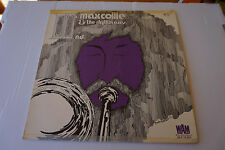 "Max Collie & The Rhythm Aces ‎– Second 1972 Germany 12"" Jazz LP Wam - MLP 15455"