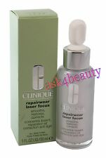 Clinique Repairwear Laser Focus Smoothes,Restores,Corrects 1.0oz/30ml New In Box