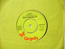 PHILLIP GOODHAND TAIT JEWEL / OLD FASHIONED LOVE chs 2134 ........ 45rpm / rock