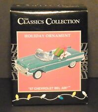 "The Classics Collection Holiday Ornament ""57 Chevrolet Bel Air""  ©1996 Enesco"