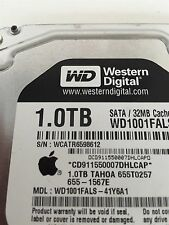 "ORIGINAL APPLE MAC PRO 3.5"" 1TB HARD DRIVE WD1001FALS 655-1567E 655T0257"