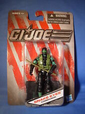 GI JOE SNAKE EYES Commando (Green & Grey Clothes) - DOLLAR GENERAL EXCLUSIVE MOC