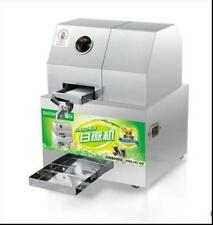 new stainless steel sugar cane juice machine, sugar cane juicer, sugarcane juice