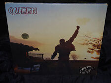Queen Made In Heaven SEALED US 1995 Limited Edition White Vinyl LP W/ POSTERS