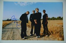 Chris Martin from Coldplay signed 20x30cm Foto Autograph / Autogramm in Person