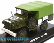 1:43 Military Model DODGE WC 51 (U.S. 1945) _ DeAgostini (05)