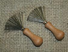 2 Stück Kammreiniger, Bürstenreiniger, reinigt Haarbürste,Besen,Klettverschlüsse