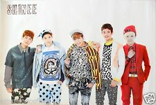 "SHINEE ""DRESSED IN COLORFUL CLOTHES"" ASIAN POSTER - Korean Boy Band, K-Pop Music"
