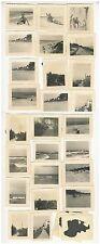 Am Strand Urlaubsfotos Meer Häuser Strandkorb Kinder Ostsee ?Fotos Vorkrieg