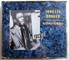 CD (s) - MY STORY IS BLUES - John Lee Hooker - 3CD-Box