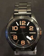 Hugo Boss Orange HO7004 Black Stainless Steel Men's Watch HB 204.1.34.2623
