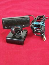 SONY PLAYSTATION 3 CAMERA AS IS UNTESTED 4 MICROPHONE ARRAY SYSTEM AS IS