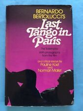 LAST TANGO IN PARIS - FIRST EDITION SCREENPLAY