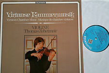 ZEHETMAIR Virtuose Kammermusik Ravel Ysaye u.a. Biber LP Telefunken 642619 NM