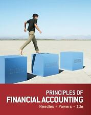 NEW - Principles of Financial Accounting