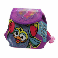 Furby Girls Kids Mini Backpack Rucksack School Bag New Official