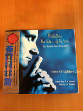 Phil Collins The Far Side of The World Tour LIVE 1995 Taiwan 24K GOLD OBI 2CD