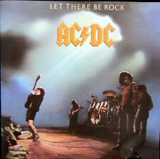 CD / AC/DC / LET THERE BE ROCK / ATCO AUFLAGE / RARITÄT /