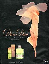 Publicité Advertising parfum  (René Gruau)