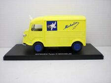 MICHELIN FURGONETA CITROEN TYPE H BIBENDUM 1/43 METAL CAR DIECAST 1:43 IXO