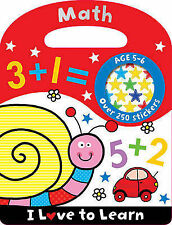 I Love to Learn Math by Make Believe Ideas (Paperback / softback, 2013)
