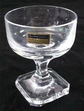 Villeroy & and Boch MERCURY Cocktail glass 24% lead crystal glass NEW