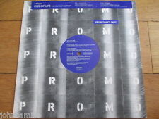 "KISS OF LIFE - LOVE CONNECTION - 12"" RECORD/VINYL - CIRCA - YRTDJ 113 - 1993"