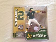 2005 McFarlane MLB Cooperstown Catfish Hunter Oakland As Excellent
