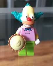 LEGO THE SIMPSONS, Dimensions: KRUSTY MINIFIGURE  SPLIT FROM FUN PACK: 71227