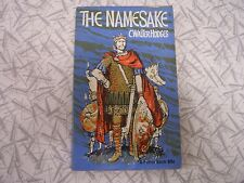 The Namesake written & illustrated by C.Walter Hodges 1967 A Tale of King Alfred
