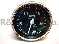 Tachometer for Allis Chalmers 180 185 190Late 190XT Gas Diesel 70252409 70255036