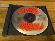 EXTREME PINBALL Electronic Arts 1996 MegaGames Video Game Pin Ball Software OOP