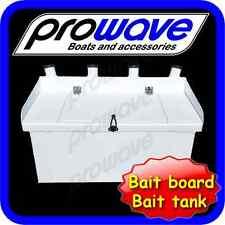 Bait board, Live bait tank 700W x 300H