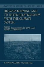 Biomass Burning and Its Inter-Relationships with the Climate System 3 (1999,...
