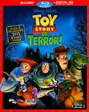 Toy Story of Terror (Blu-ray), Good DVD, ,