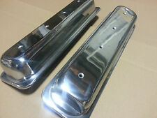1993-1997 CHEVY CAMARO IMPALA SS 350 POLISHED ALUMINUM LT1 VALVE COVERS LT1