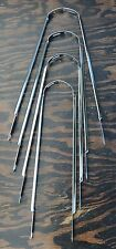 "4x 26"" Ballooner Bike Fender Braces Vintage Prewar Schwinn Cruiser Bicycle Wheel"
