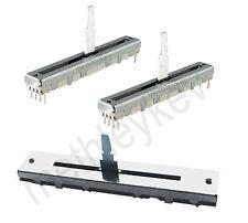 2 x FADER & 1 x CROSSFADER KIT FITS PIONEER DJM300 or DJM400 DCV1010 DCV1006
