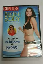 Best Self Fitness Bikini Body with Shelly McDonald DVD New Factory Sealed