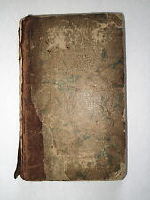 (1826) LAST of  the MOHICANS vol.1, James Fenimore Cooper. RARE FIRST EDITION
