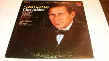 Chet Atkins Solid Gold '68 LP RCA  LSP-4061 1968 Stereo