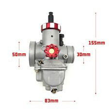 Racing Keihin PE30 Carburetor 30mm Carb For ATV Quad Pit Dirt Motor Bike Scooter