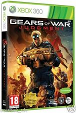 Gears Of War Judgment Game For Xbox 360 French Packaging but Play English X360