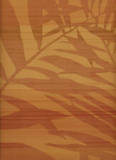 Tommy Bahama Tropical Sunset Leaves Wallpaper TB1991