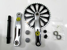 "! NEW ! Schwinn Stingray Chopper OCC 20"" Crank Set Bicycle Part"