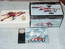 ERTL 1/16 IH 3 BOTTOM GENIUS PLOW PRECISION SERIES #5